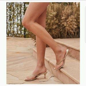 🆕️ Pella Moda Jeweled Sandals